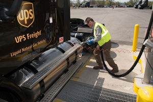 Hexagon Agility to supply CNG, RNG fuel systems to UPS