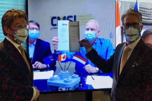 Infracore,CMSI协议将FRP基础设施项目带到加拿大