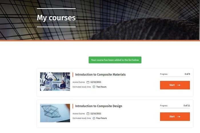 NCC launches new online composites training platform