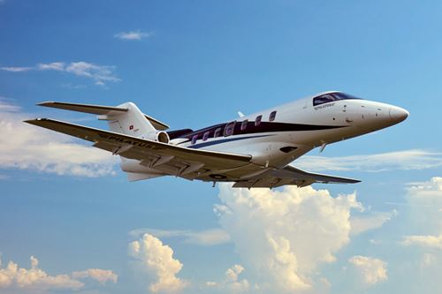 Strata to manufacture compression-molded components for Pilatus PC-24
