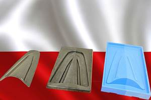 RAMPF offers lightweight construction with high-performance epoxy board and liquid materials