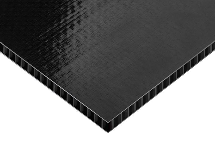 Renolit Gorcell碳纤维三明治面板。