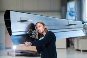 FACC successfully develops novel composite flap system for Wing of Tomorrow
