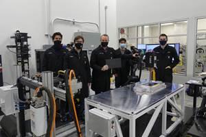 WSU-NIAR为ATLAS设备增加了自动化TP焊接和胶带切割能力