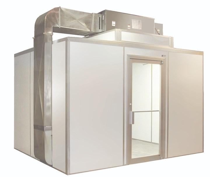 Hemco pre-engineered modular enclosures.