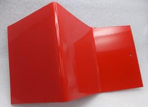 Graphene nanotube-enhanced gelcoats enable powder coating