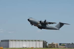 空中客车提供100th复合材料 - 密集型A400M