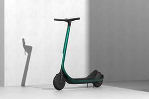 ISVO首次亮相定制,3D印刷复合踏板车