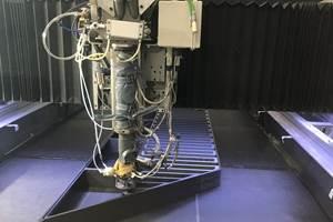 Cincinnati Inc. BAAM printer demonstrates 3D printing with recycled composites