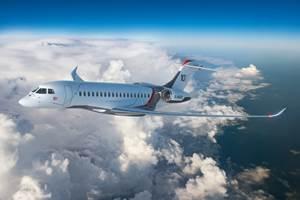 STELIA Aerospace participates in Dassault Aviation's high-end business jet development