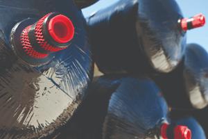 Hexagon Agility获得了第五套全复合CNG/RNG气瓶订单