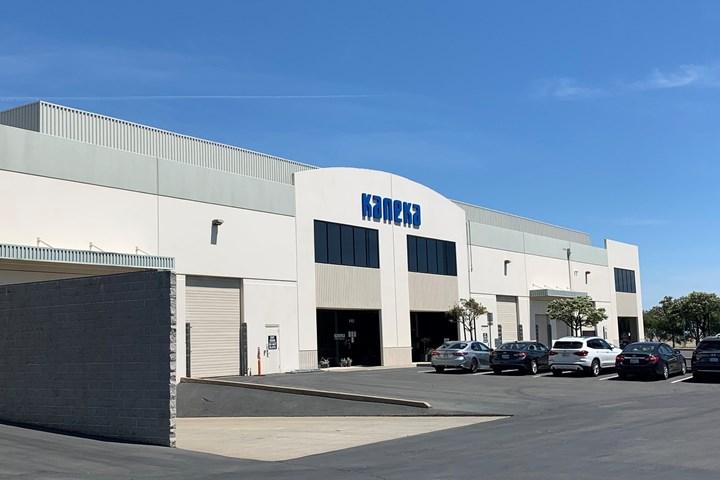 Kaneka Aerospace HQ.