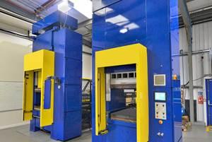 Teledyne CML复合材料投资热塑性加工能力