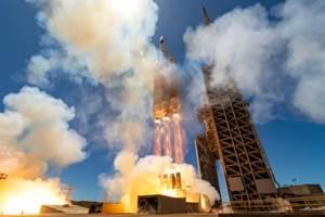 诺斯罗普·格洛姆曼为Ula Delta IV火箭发射的关键复合结构提供了贡献