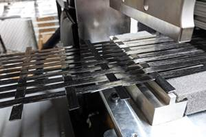 WEAV3D awarded NSF funding to further develop next-generation composite forming machine