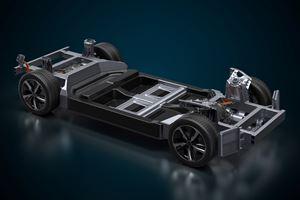Williams evolves composites-intensive EV platform
