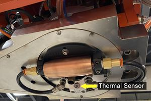 Thermwood通过自动打印温度监控推进LSAM功能