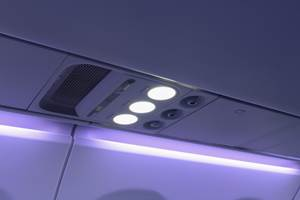Collin Aerospace selected for A320 Airspace cabin passenger service unit upgrades