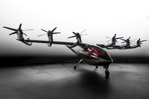 Archer unveils eVTOLMaker aircraft