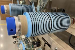 Axiom材料宣布电动,CNG和氢气动力车辆的窄狭缝丝波预浸料