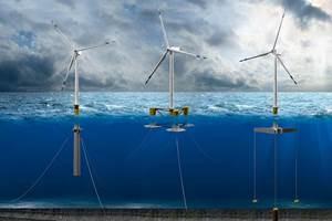 美国行政区为海上浮动风力涡轮机奠定了舞台