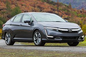 本田停止澄清燃料电池和插件混合模型