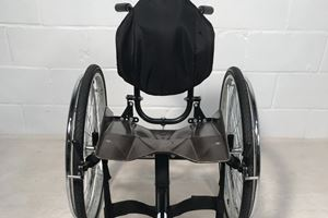 Natural fiber composite wheelchair seat design aims for sustainable mobility