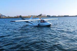 Solvay供应复合材料,粘合剂,技术支持Novotech Seagull飞机开发