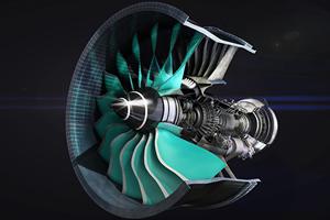 Teijin Tenax碳纤维预浸料采用超超前型机舱
