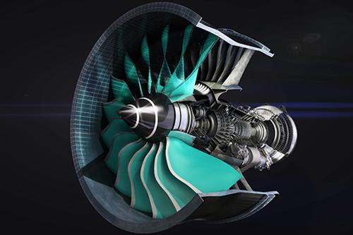 Teijin Tenax carbon fiber prepreg adopted for UltraFan aeroengine nacelle
