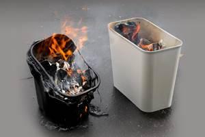 玛宝耐火复合废纸篓,提高防火安全