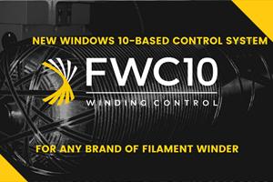 工程技术FWC10控制系统提高纤维缠绕机生产率