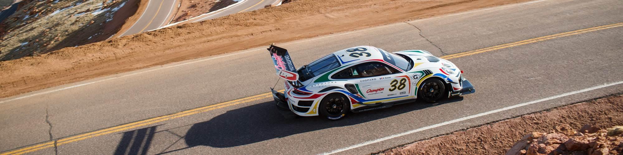 赛车冠军赛车由Stratasys公司的3D打印复合空气动力组件建造