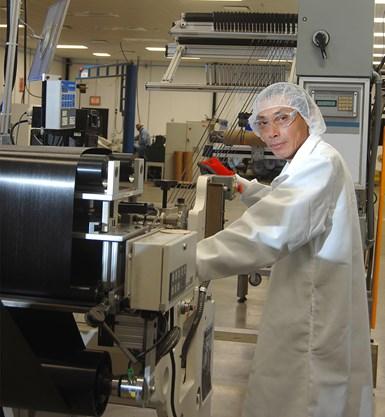 网工业热塑性复合狭缝胶带