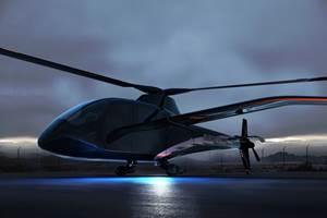 HyPoint, Piasecki Aircraft合作开发,认证eVTOL下一代氢燃料电池