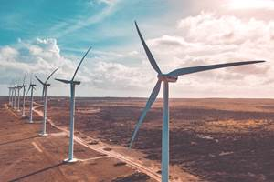 美国清洁能源第二季度市场报告显示,2021年风能装机容量将创纪录