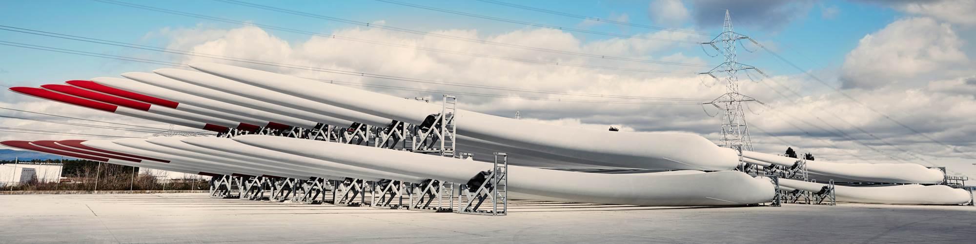 风力涡轮机叶片