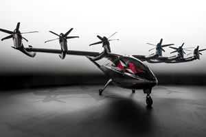 阿彻航空公司与美国空军合作生产埃夫托飞机