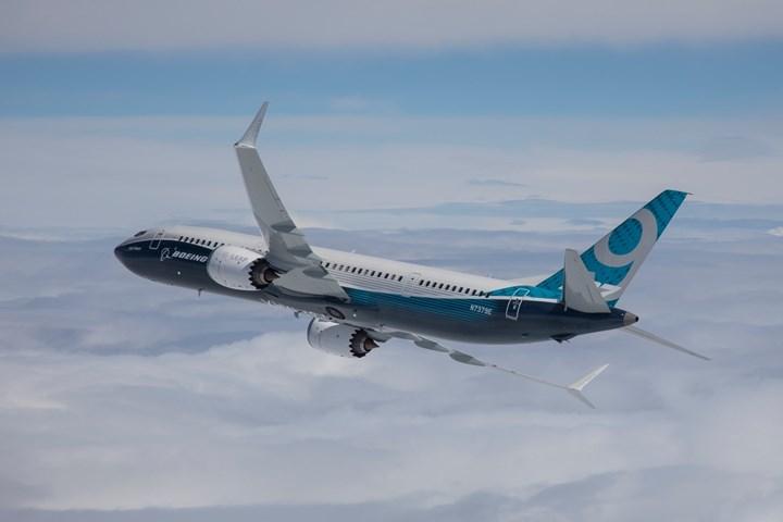 最多737。
