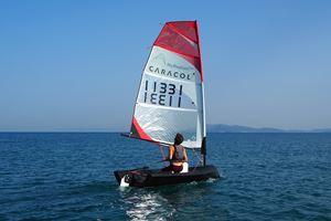 Caracol, NextChem首次推出一件式3d打印复合帆船