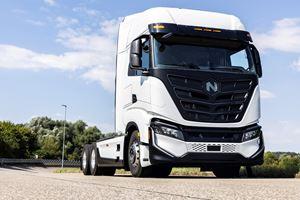 IveCo和Nikola开放的电动重型卡车制造设施