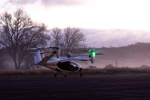 NASA开始与Joby Aviation进行空中滑行飞行测试