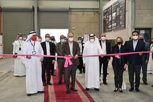 沙特阿美首家GFRP钢筋生产设施落成