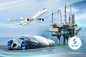 苏威完成南卡罗来纳州设施安装,增加美国热塑性复合材料产能
