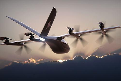 Vertical Aerospace公司与GKN Aerospace公司合作开发VA-X4 eVTOL的机翼结构