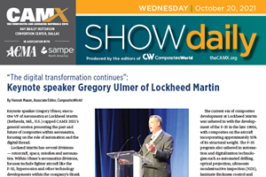 Camx Show Daily 2021