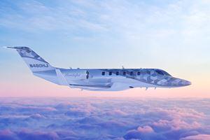 本田飞机公司推出本田喷气2600概念机