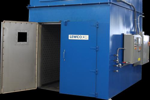 乐高为航空航天提供定制复合材料固化炉