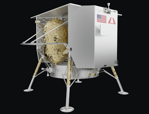 AON3D, Astrobotic将3d打印的零件送上月球