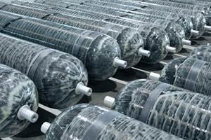 氢是燃料复合材料的增长,第二部分